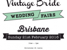 Vintage Brides Wedding Fair