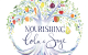 nourishing lola and sage logo