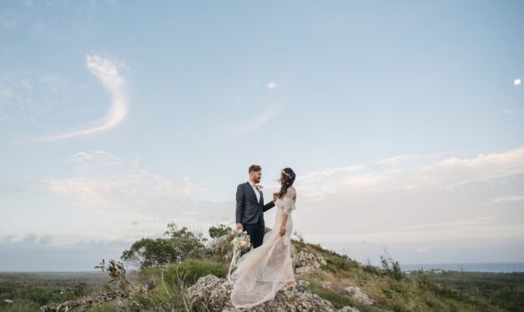 Mountain Glam Wedding - Emu Mountain