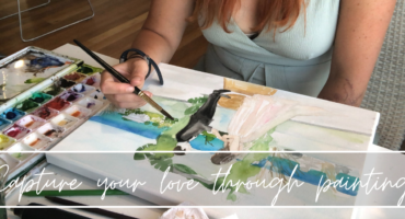 Capture your love through painting